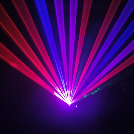 DP12RGB laser projector