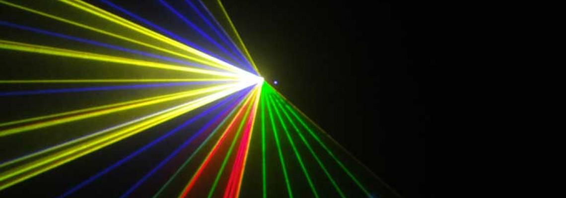 Return to work - Beautiful lasers