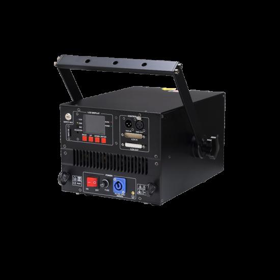 Laser projector 10W RGB ILDA/DMX  Celeb 10