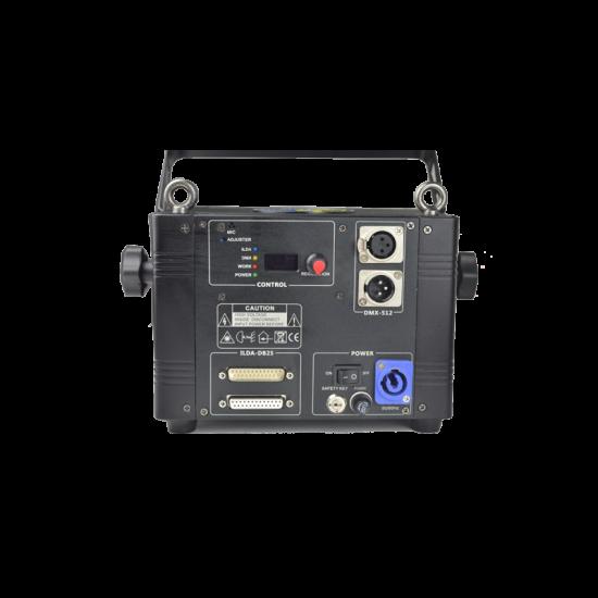Laser show projector 2W RGB ILDA/DMX Celeb 2