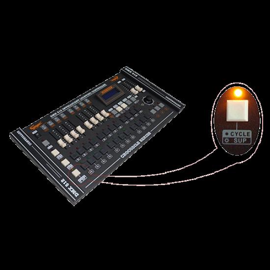 Crocodile 2024 DMX console DMX-2024C