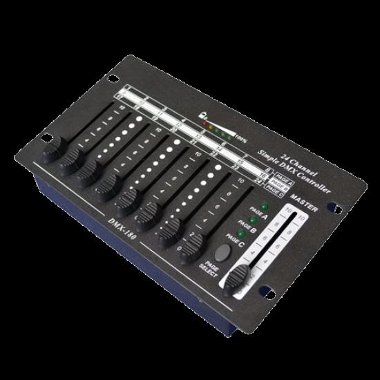 24 Channels simple DMX console DMX-24C