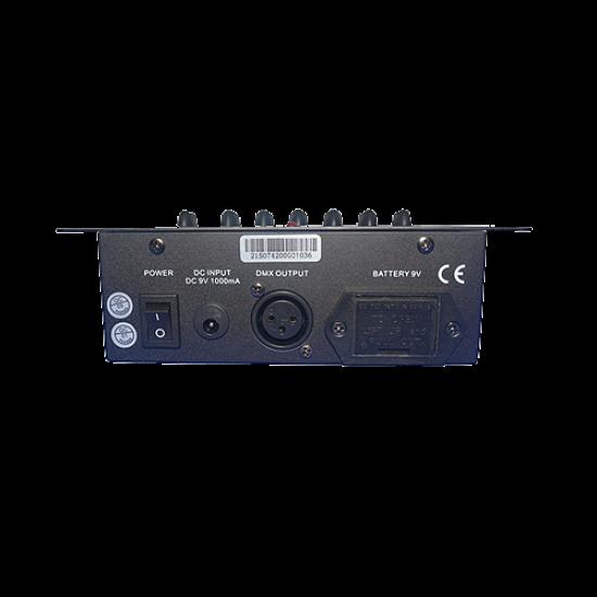 6 channels simple DMX console DMX-6C