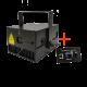 NP6RGB laser show projector FB4