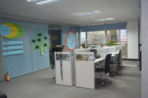 TopicLight-SpaceLas office